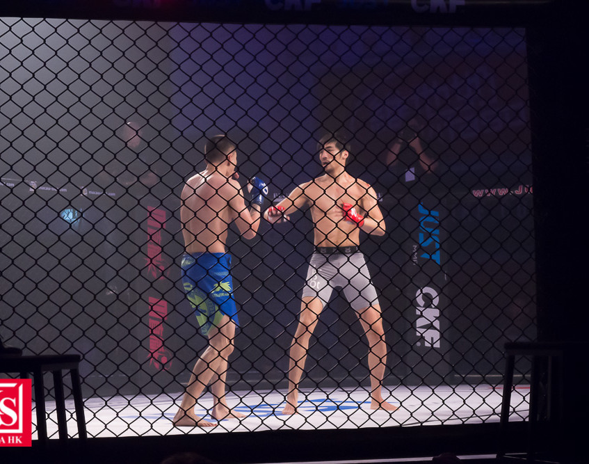 Just MMA-13