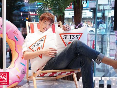 新晉歌手吳淦軒個人第一首新歌《親愛的》即將推出