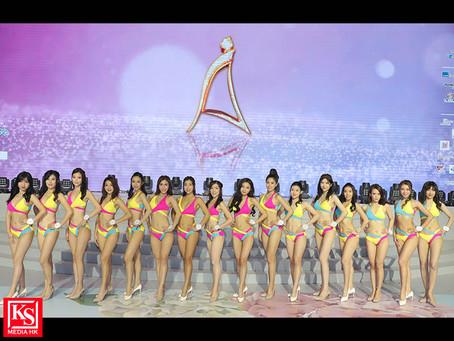 《亞洲小姐競選2021》香港區決賽拜神儀式台前幕後齊心祈求一切順利 傳承美麗經典大會並頒發「個人風格大獎」、「最具潛力主持獎」及「美麗傳承大獎」