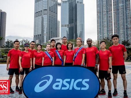 「ASICS 跑出自己訓練企画* - 肯亞式訓練篇」圓滿完結 肯亞教練傳授長跑訓練方法 激發跑團「跑出自己」 ASICS RUNNING TEAM 贏得神戶馬拉松參賽名額