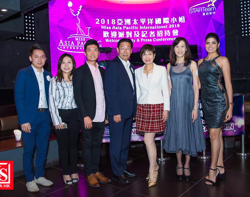 2018亞洲太平洋國際小姐歡迎派對-22