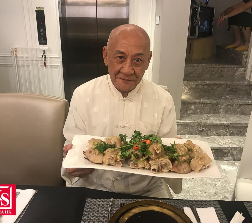 全新飲食節目《董事廚房》  李日朗想向鼎爺偷師學廚藝-2