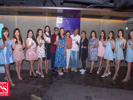 「2018亞洲太平洋國際小姐」最後8強佳麗與評審見面作最後交流