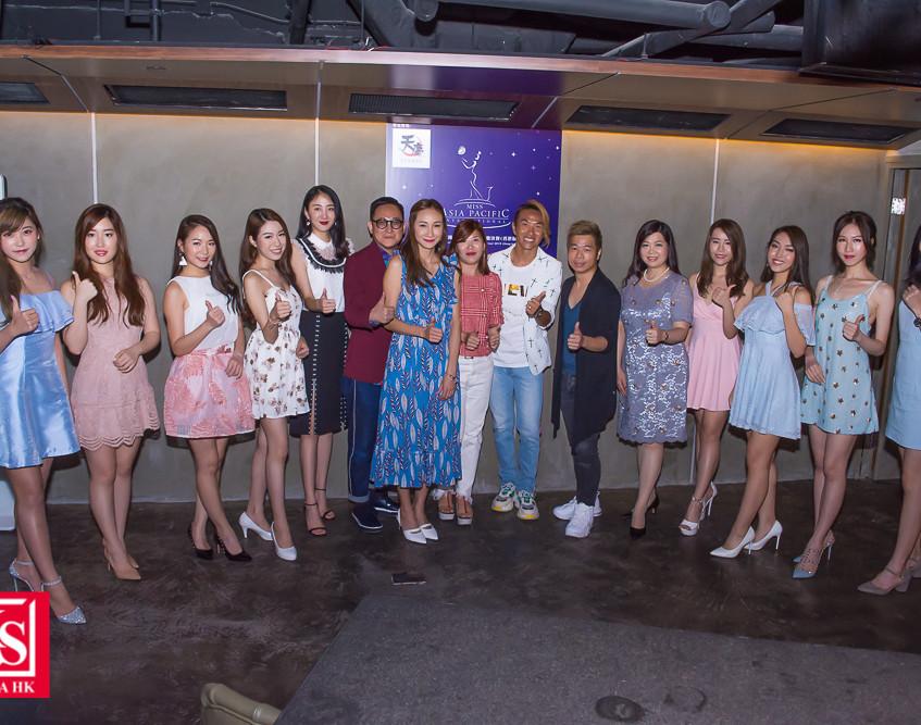 「2018亞洲太平洋國際小姐」最後8強佳麗見面交流--31