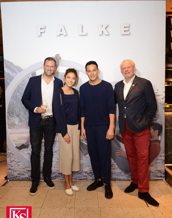 Falke全新香港專門店正式開幕,劉穎鏇任開幕嘉賓!-20