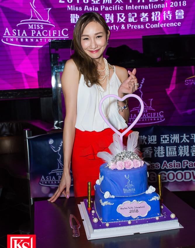 2018亞洲太平洋國際小姐歡迎派對-34