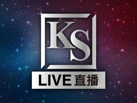 KS Production Live Broadcast Programme ID Design