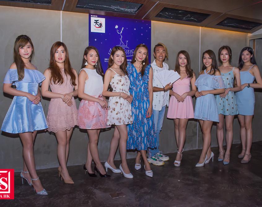 「2018亞洲太平洋國際小姐」名模何紫綸小姐, 張崇基先生--30