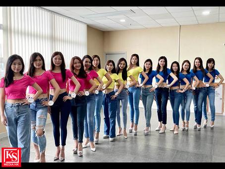 《亞洲小姐競選2021》投資講座邀得天富集團創始人及集團主席何俊龍先生教授一眾佳麗投資及理財技巧