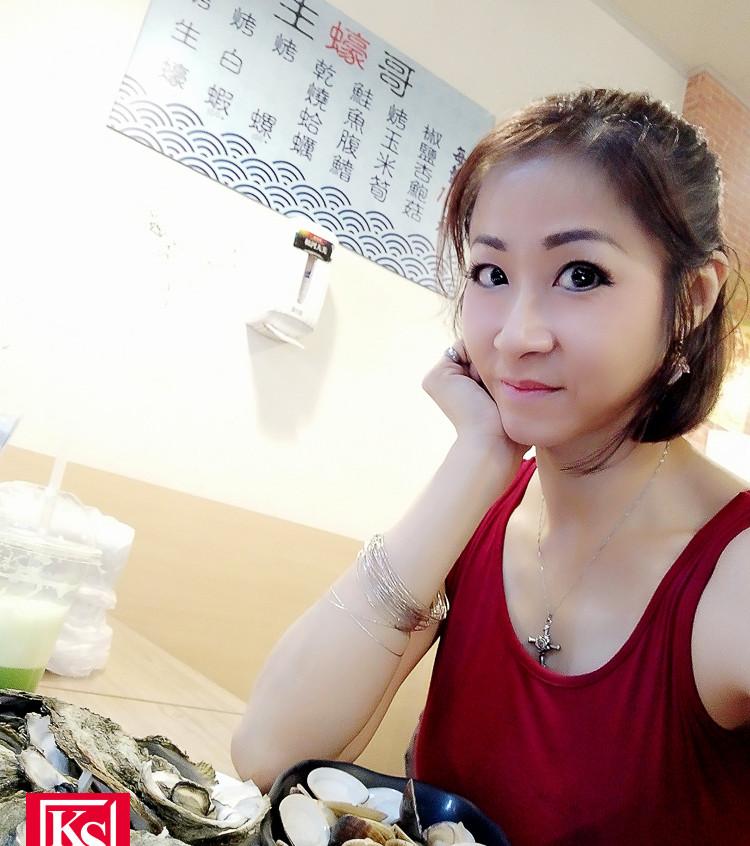 Winnie 在台灣食得放肆,大食大喝笑言長胖不少 (4)