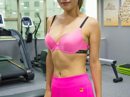 [K]iss [S]unshine 王家淇,一位熱愛演出及運動的女孩子