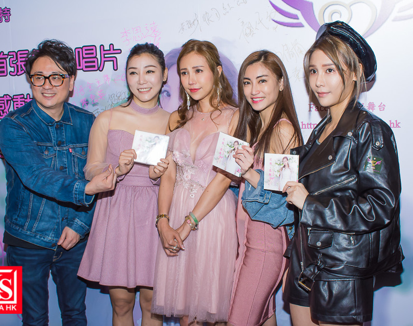 吳堯堯yoyo首張個人唱片從新感動發佈會及簽唱會-13