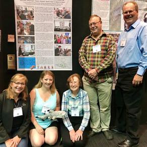 Society of Vertebrate Paleontology Annual Meeting held in Brisbane, Australia