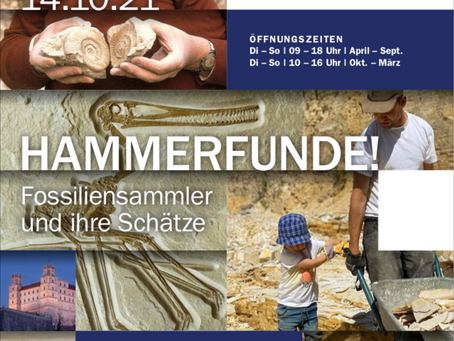 Special Exhibition at the Jura-Museum Eichstátt, Germany