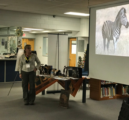 Lauer Foundation PSE provides cultural awareness and wildlife conservation programs through local schools