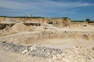 Limestone Quarry, Eichstätt, Germany