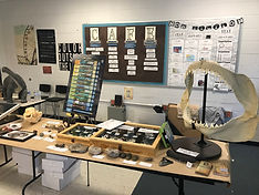 Paleontology and Geology Outreach program