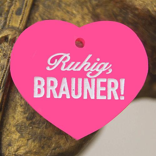 Ruhig, Brauner!