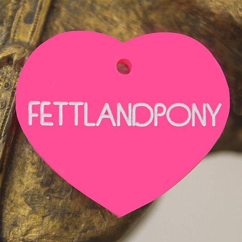 Fettlandpony
