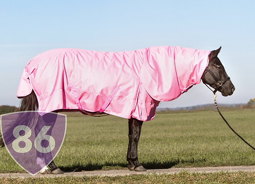 Winterdecke QUARTER sweet pink 250G 1200D