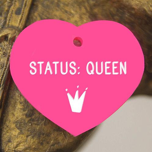 Status: Queen