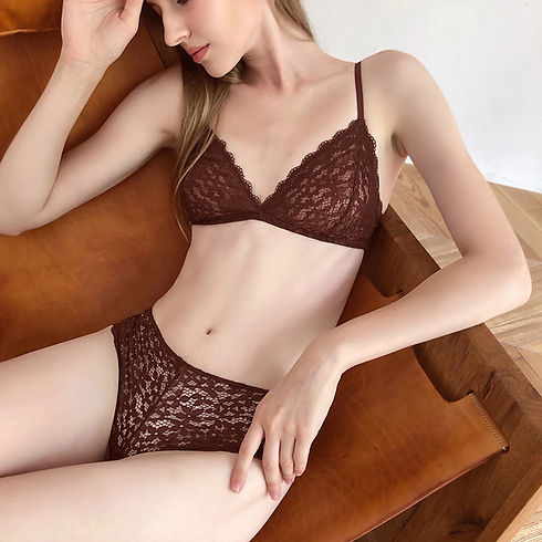 1808 lace bralette and thong brown-8.jpg