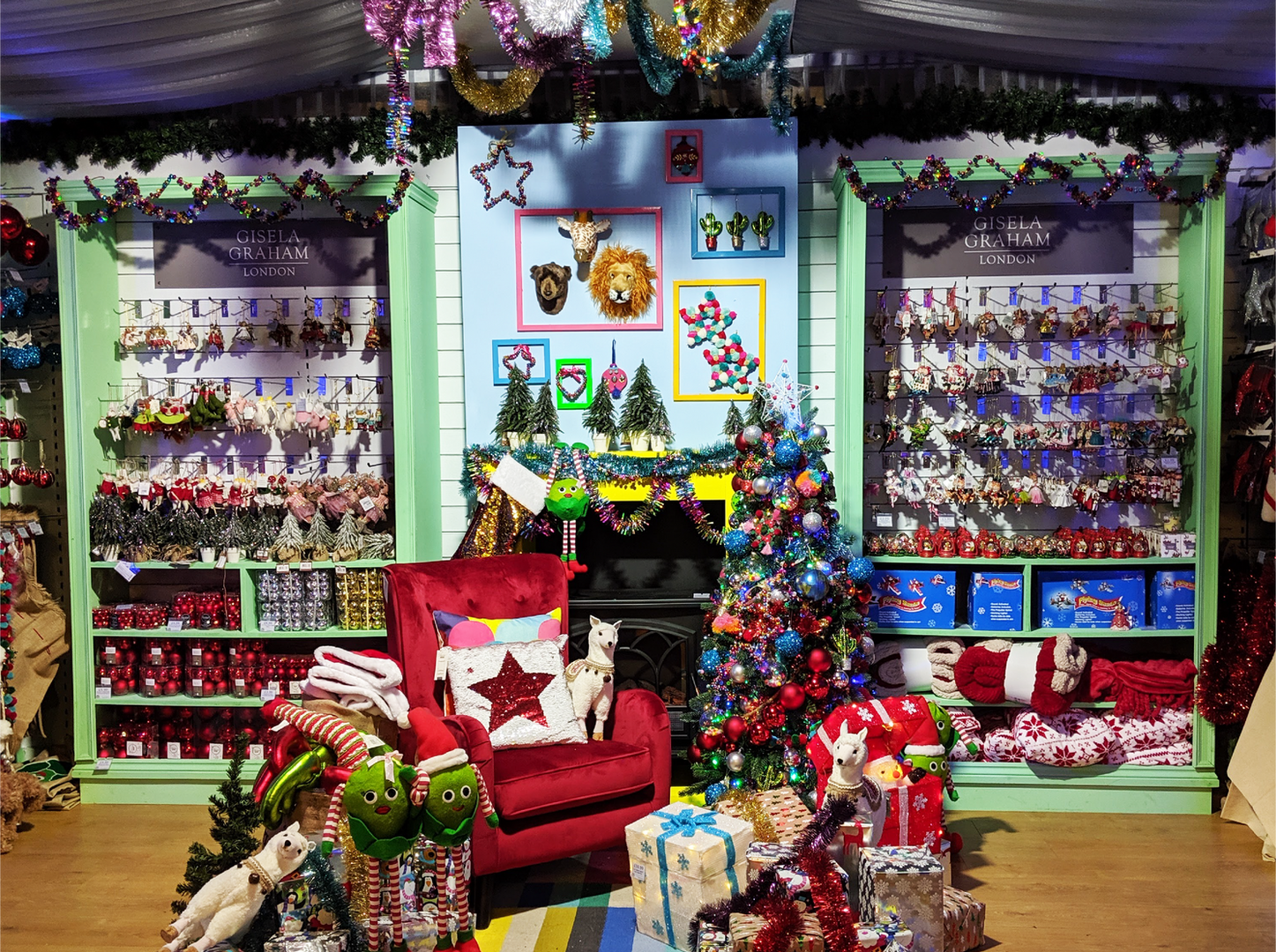 Sunshine Garden Centre Christmas 2019 by