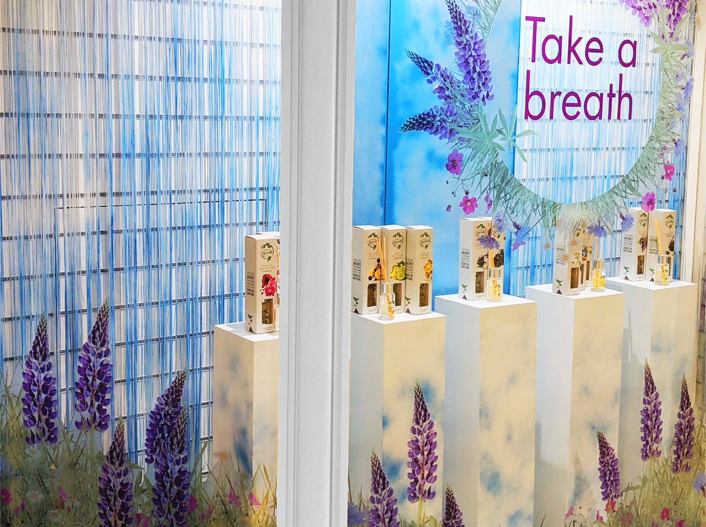 Champneys Spring 2019 - Take a Breath -