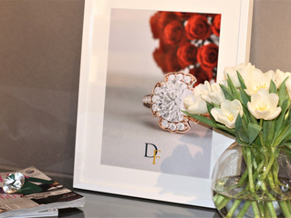 Hatton Garden Showroom Styling