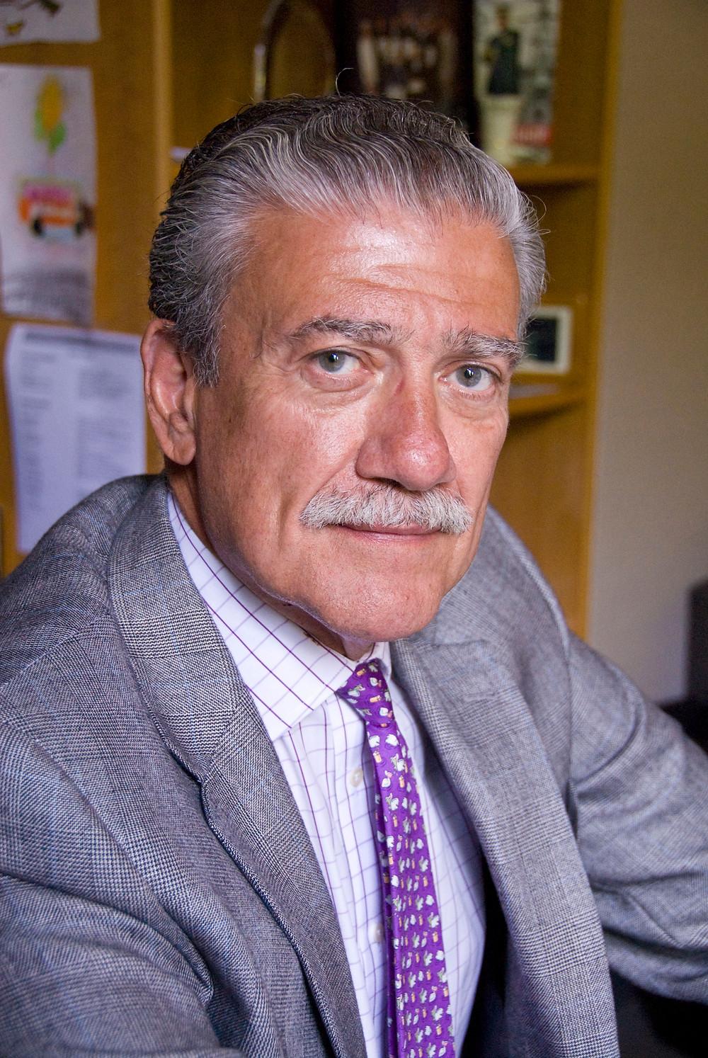 Headshot of John Kemp, president and CEO of the Viscardi Center