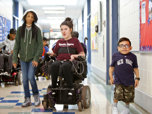 Past, Present, Future: Lifting Up the Disabled Community Over Time