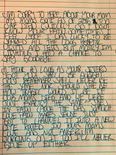 Letter of Hope 3
