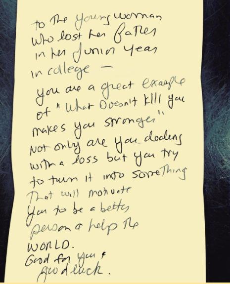 Letter of Hope 2