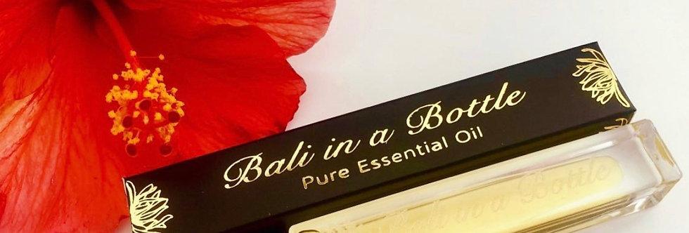 Bali in a Bottle Roll on