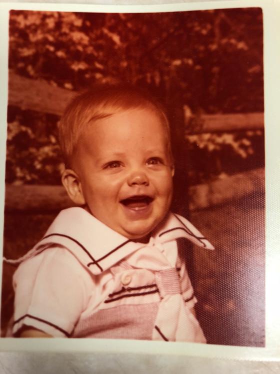 A Baby Born 41 Years Ago