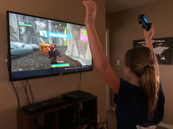 Screen Sanity:  Fortnite (and other video games)
