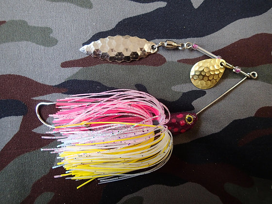 Premium Frog Spinner Bait cod special