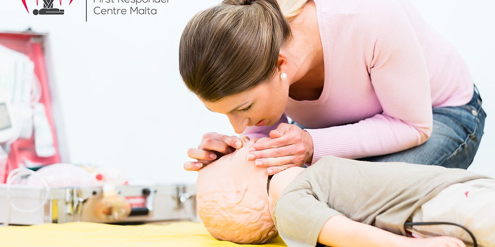 PAEDIATRIC First Aid Course (PFAC0z) - online