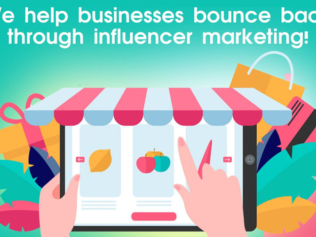 Can Businesses Bounce Back with Influencer Marketing in the New Normal?