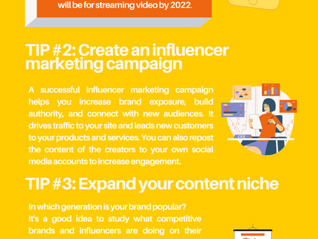 Increase Your Brand's Social Media Engagement!