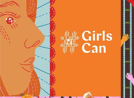 #GirlsCan Movement