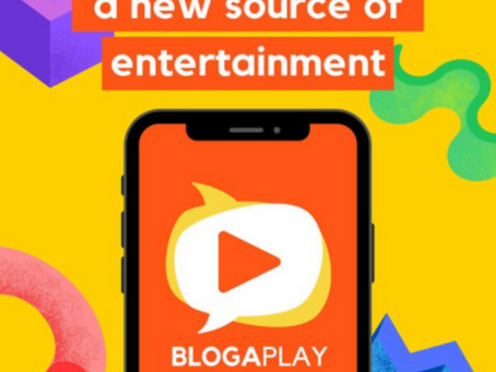 BlogaPlay is here!