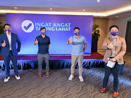PH Companies launches Ingat Angat Tayong Lahat campaign for Consumer Confidence & Economic Recovery