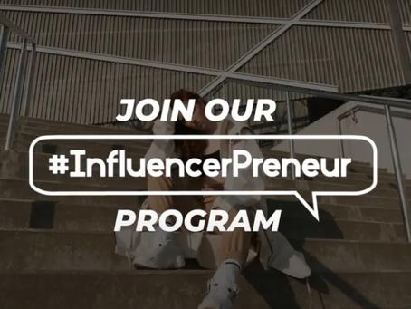 Blogapalooza Launches #InfluencerPreneur Program for Influencers