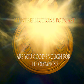 Are you GOOD enough for the OLYMPICS?