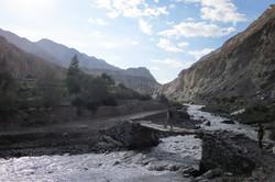 4.Pont sur la Markha