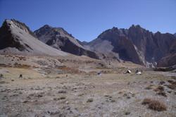 11.Camp à Tsogra