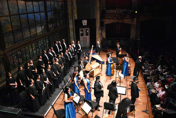 Coro de Madrigalistas de Bellas Artes & Antiqva Metropoli