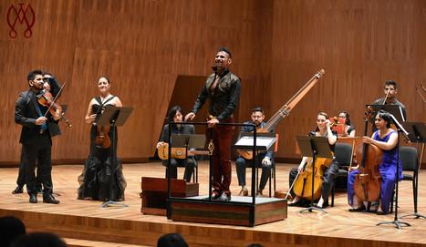 Horacio Franco & Antiqva Metropoli