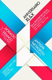 Aniversarios XL & X HORACIO FRANCO